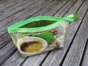 Aus Kaffeepackungen