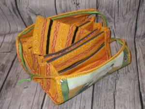 Bionic Knitting Bag