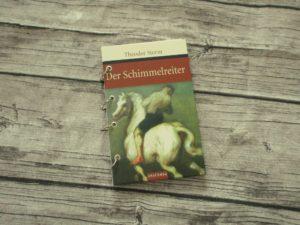 """Notizbuch """"Schimmelreiter"""""""