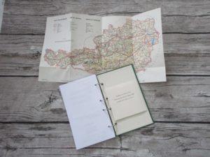 """Notizbuch """"Steirischer Brautführer"""""""