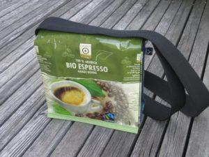 Kaffee-Handtasche