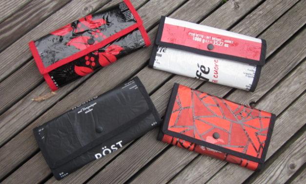 Noch mehr Brieftaschen
