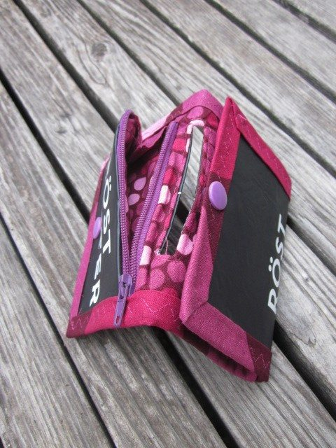 Neue Brieftasche
