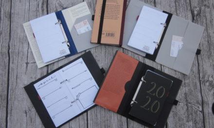 Kalender aus alten Büchern