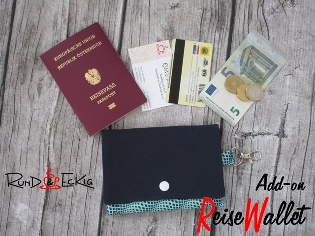 ReiseWallet – ein Add-on für meine Wallets