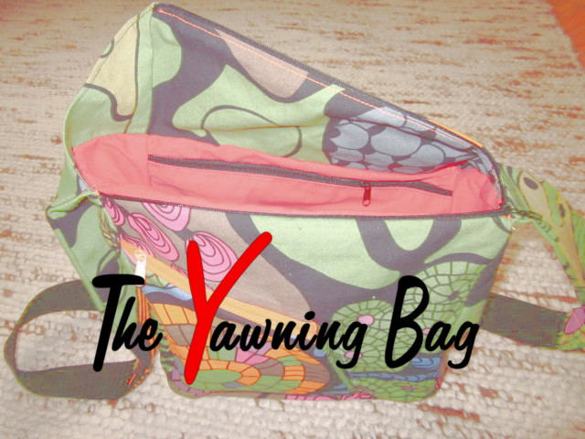 "Ebook ""The Yawning Bag"""