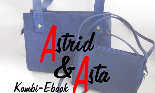 Zwei neue Taschen-Ebooks: Astrid und Asta